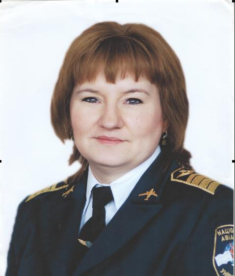 Мухіна Марина Петрівна